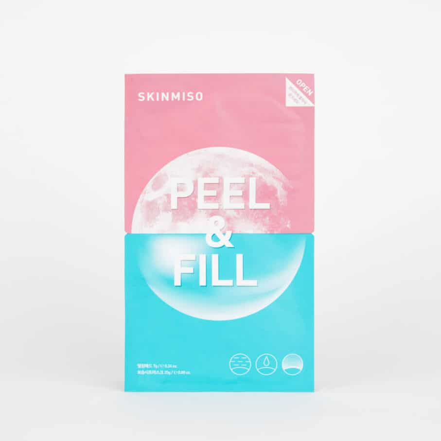 Skinmiso Peel & Fill 2 Step Mask