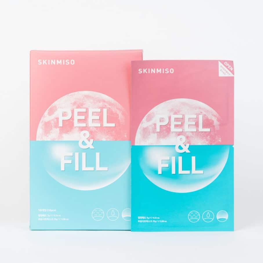 Peel n Fill 2 Step Mask 2