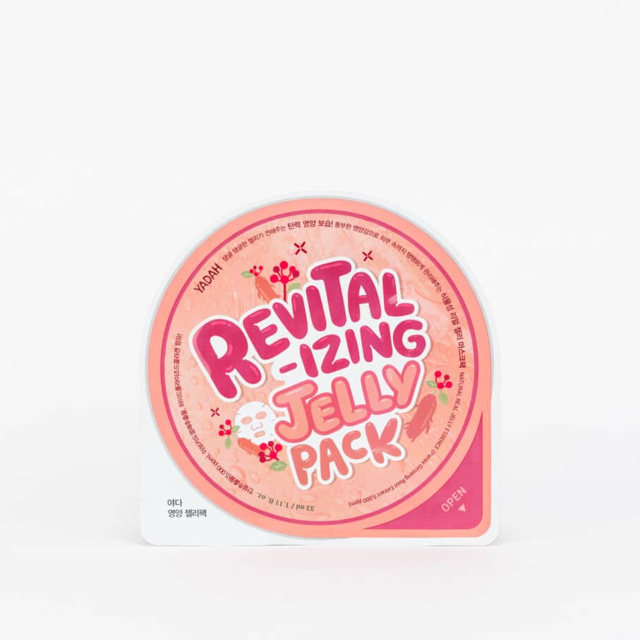 Revitalizing Jelly Pack 1