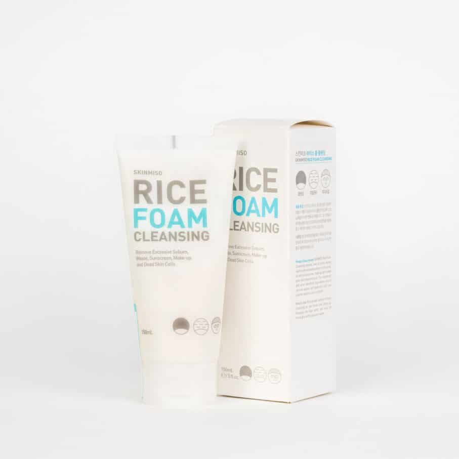 Skinmiso Rice Foam Cleansing