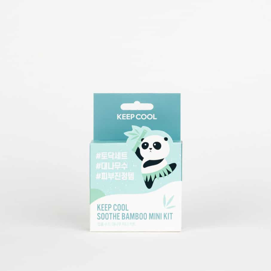 Keep Cool Soothe Bamboo Mini Kit