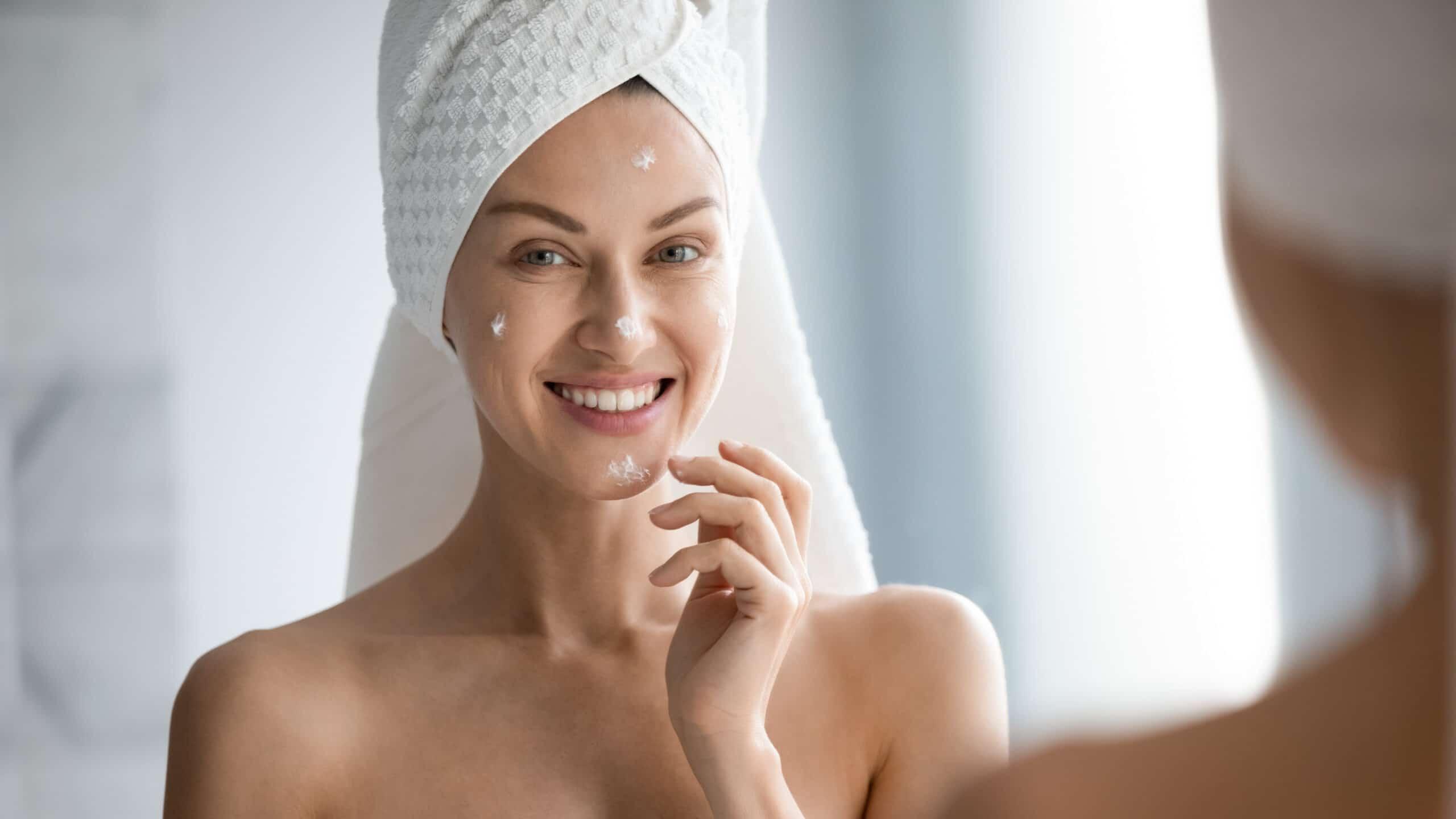 Hoe verzorg je een gedehydrateerde huid?
