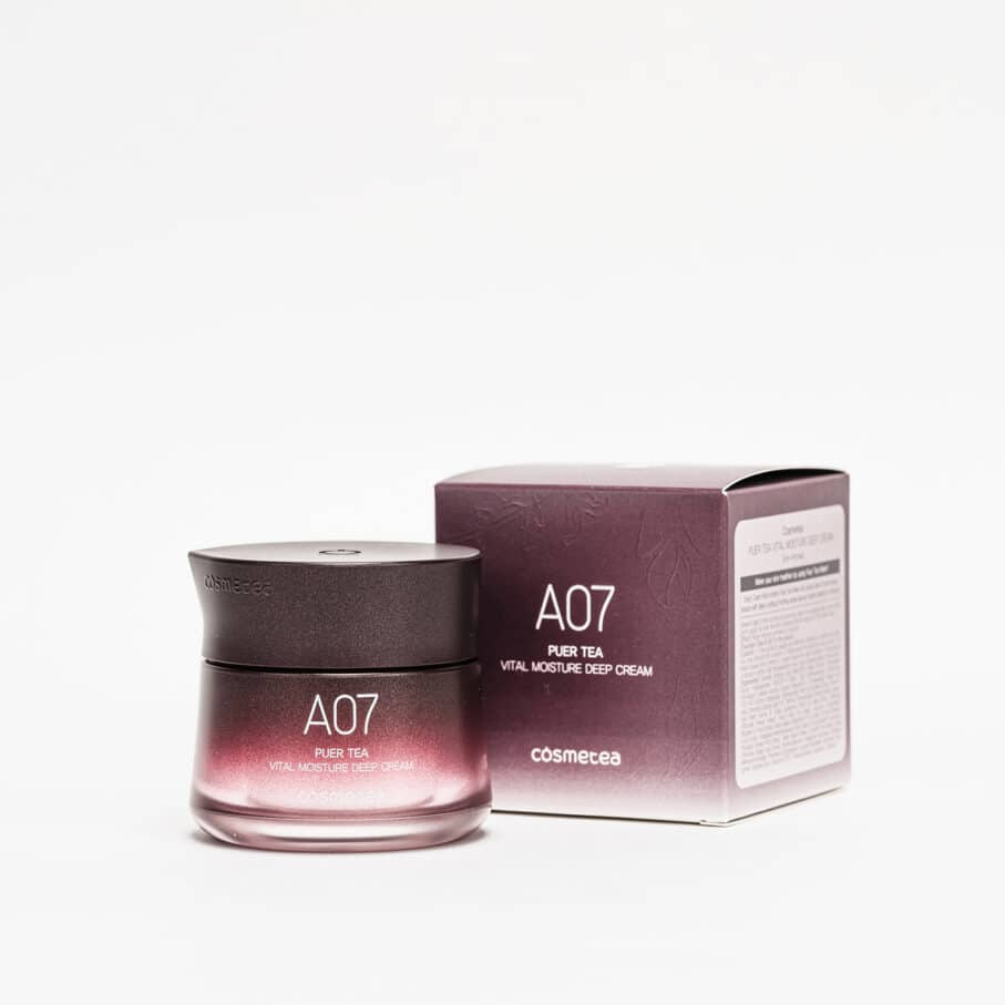 Cosmetea Puer Tea Vital Moisture Cream