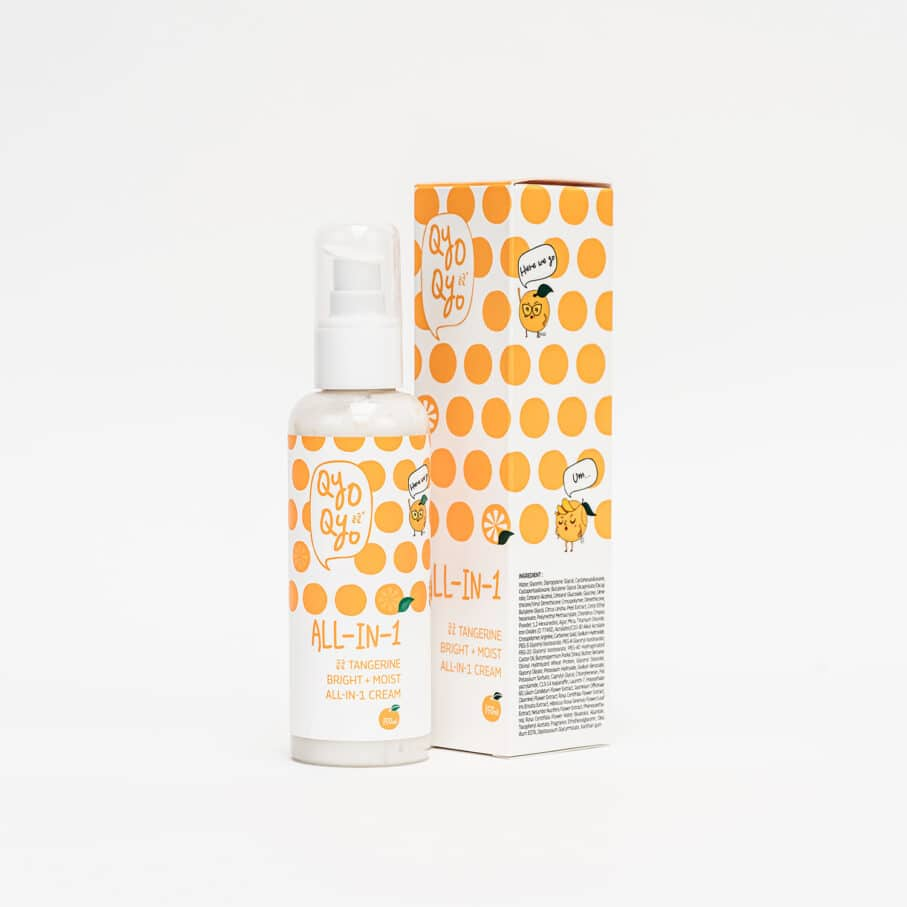 Qyo Qyo All-in-One Cream