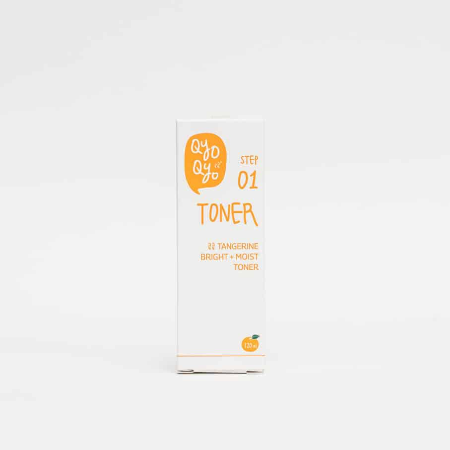 Qyo Qyo Bright and Moist Toner