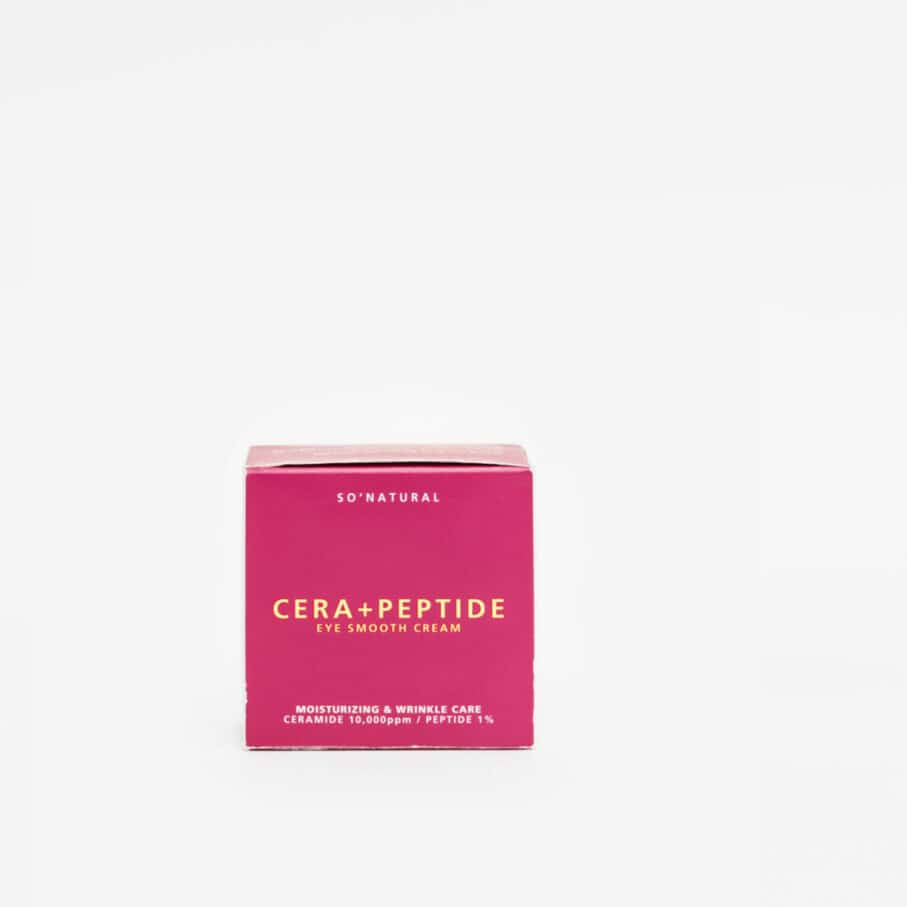 So Natural Cera Plus Peptide Ceramide Cream30mlpp