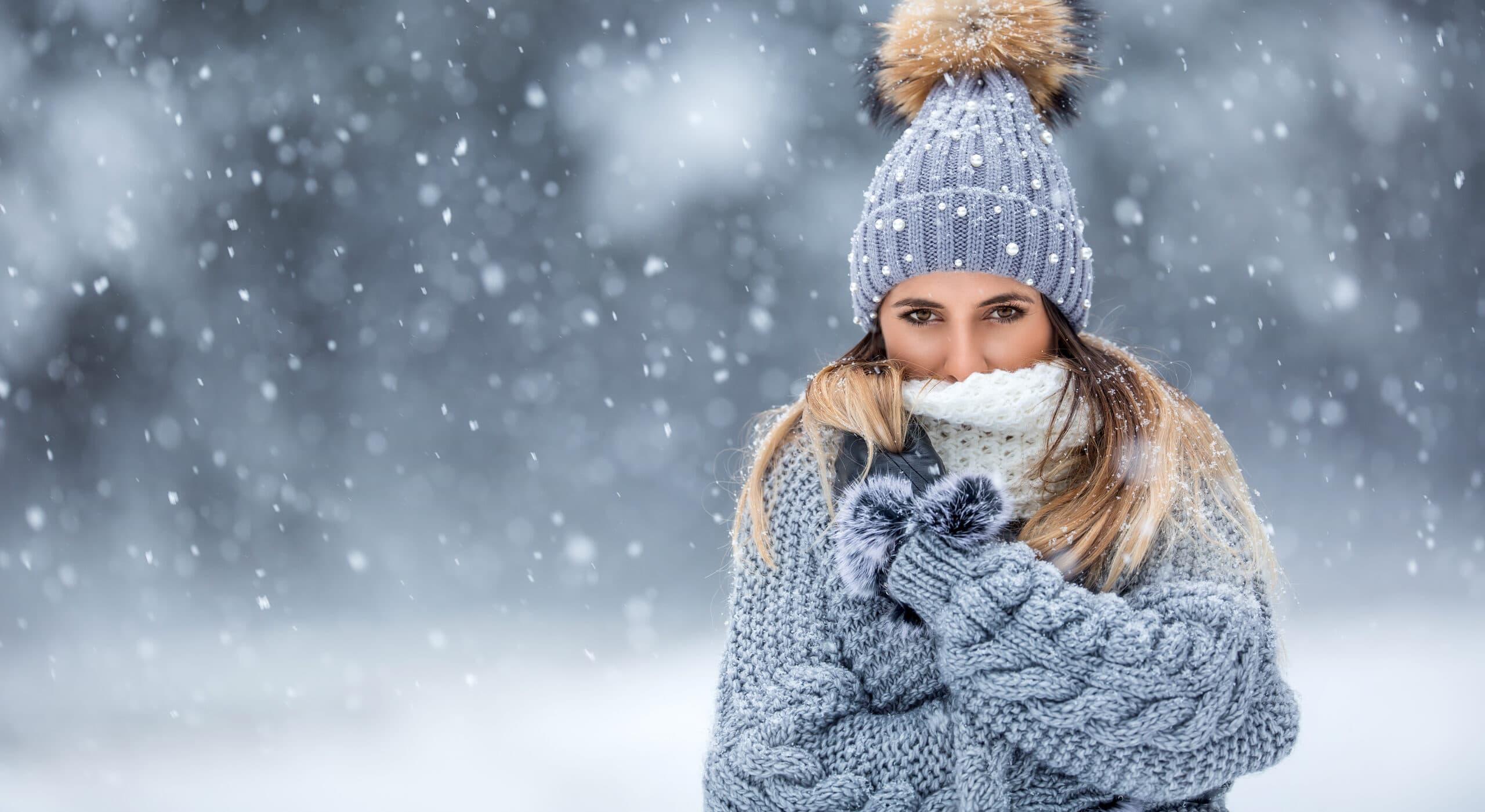 Votre routine de soin pendant l'hiver