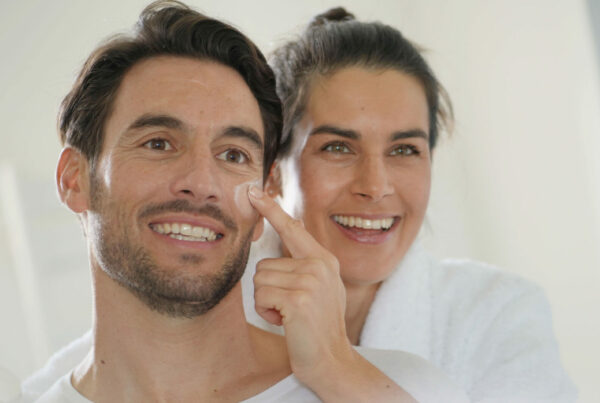 Huidverzorging delen
